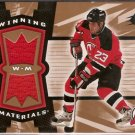 Scott Gomez 2006-07 SPx Winning Materials #WMSG JSY