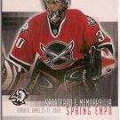 Ryan Miller 2003 Pacific Toronto Spring Expo #2 36/499 SN