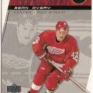 Sean Avery 2002-03 Upper Deck Young Guns #204