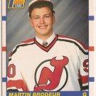 Martin Brodeur 1990-91 Score #439 RC