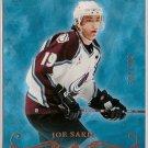 Joe Sakic 2006-07 Artifacts Stars #161 594/999 SN