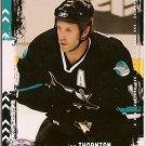 Joe Thornton 2006-07 Be A Player Profiles #PP20 319/499 SN