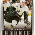 Krys Barch 2007-08 Upper Deck Victory #242 RC