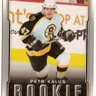 Petr Kalus 2007-08 Upper Deck Victory #207 RC