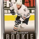 Rob Schremp 2007-08 Upper Deck Victory #210 RC