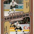 Sidney Crosby Evgeni Malkin 2006-07 O-Pee-Chee Rookie/Sophomore Showdown #621