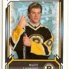 Matt Lashoff 2006-07 Upper Deck Victory #320 RC