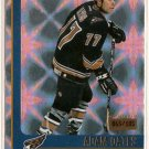 Adam Oates 2001-02 Pacific Heads Up Premiere Date #100 65/105 SN