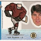 Ray Bourque 1998-99 UD Choice Mini Bobbing Head #BH3