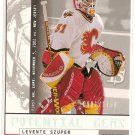 Levente Szuper 2002-03 UD Mask Collection #141 981/1750 SN RC