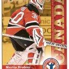 Martin Brodeur 2009-10 Upper Deck National Hockey Card Day #HCD8