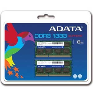 ADATA Supreme Series 8GB (2x4GB)