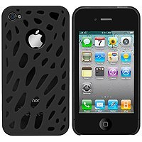 Proguard Back Cover Case for Apple iPhone 4/4S - Black