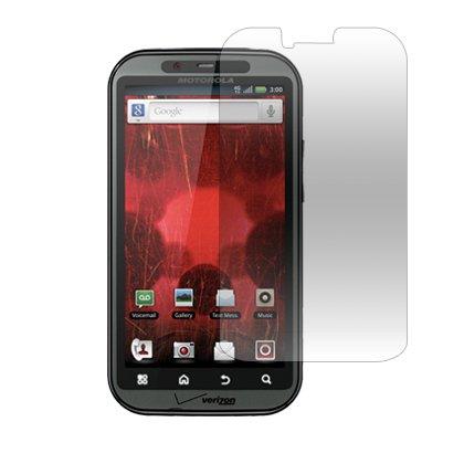 3-Pack Clear Screen Protectors for Motorola Droid Bionic Targa XT875