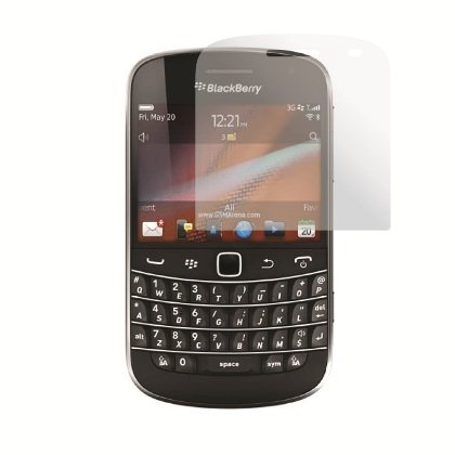 3-Pack Clear Screen Protectors for Blackberry Bold 9900/9930