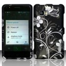 Hard Plastic Snap On Case Cover for LG Mach LS860 (Sprint/Boost Mobile) – Midnight Garden