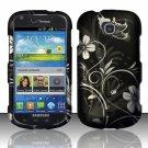 Hard Plastic Snap On Case Cover for Samsung Galaxy Stellar 4G i200 (Verizon) - Midnight Garden