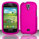 Hard Plastic Snap On Case Cover for Samsung Stratosphere 2 i415 (Verizon) - Rose Pink
