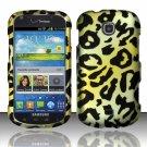 Hard Plastic Snap On Case Cover for Samsung Galaxy Stellar 4G i200 (Verizon) - Golden Cheetah