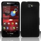 Soft Silicone Rubber Skin Case Cover for Motorola Droid RAZR M 4G LTE XT907 (Verizon) – Black