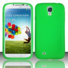 Soft Silicone Rubber Skin Case Cover for Samsung Galaxy S4 IV i9500 – Neon Green