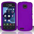Cell Phone Case Cover Hard Plastic Snap On for Pantech Marauder ADR910L (Verizon) - Purple
