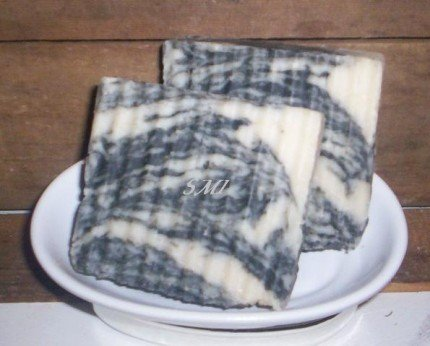 BAY RUM - VEGAN Shea Butter Coconut Olive Oil All Natural Bar Soap