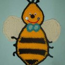BUMBLE BEE CROCHET hanging