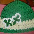 ST PATRICK SHAMROCK hat CAP