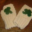 FINGERLESS IRISH GLOVES for ST. PAT'S