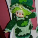 green dress SHAMROCK SHERI