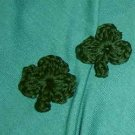 SHAMROCK EARRINGS CLIP
