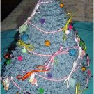 EASTER TREE centerpiece crochet