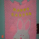 EASTER BASKET Crochet flag