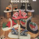 PLASTIC CANVAS - BOOK ENDS. 1991