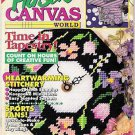 NO.1 issue of PLASTIC CANVAS WORLD