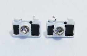 Korean Inspired Camera Earrings