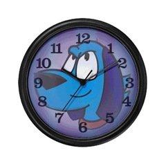 Jack Blue Wall Clock