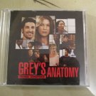 Grey's Anatomy CD~Original Soundtrack