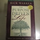 The Purpose Driven Life~Rick Warren