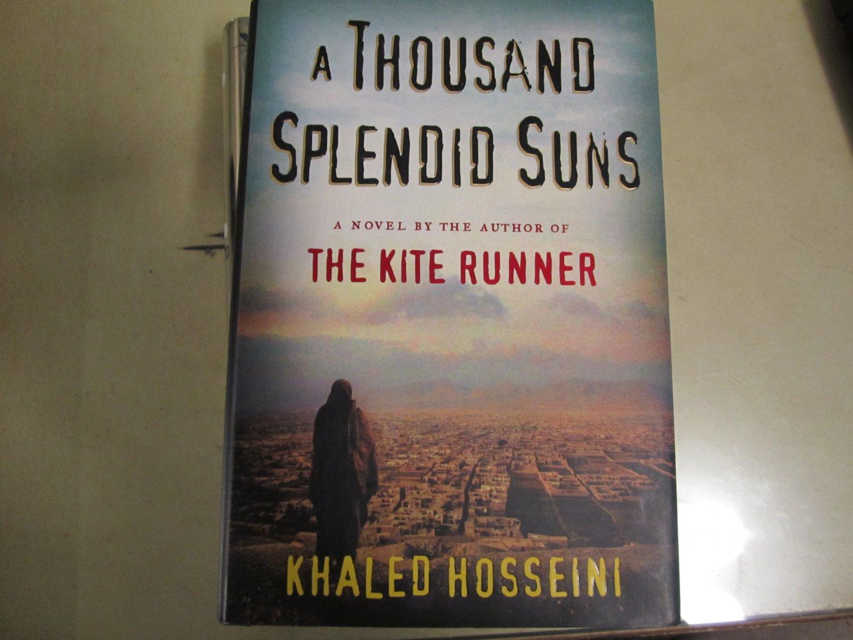 A Thousand Splendid Suns~Khaled Hosseini
