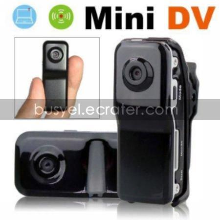 Mini DV World Smallest Voice Recorder Pocket Video Camera DVR Camcorder (DC038)
