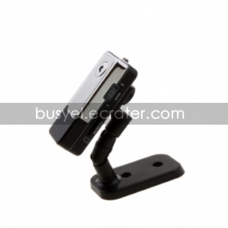 2.0 Mega-Pixel CMOS Thumb Size Dual Zone Mini Pinhole Digital Camcorder MD100(YPY051)