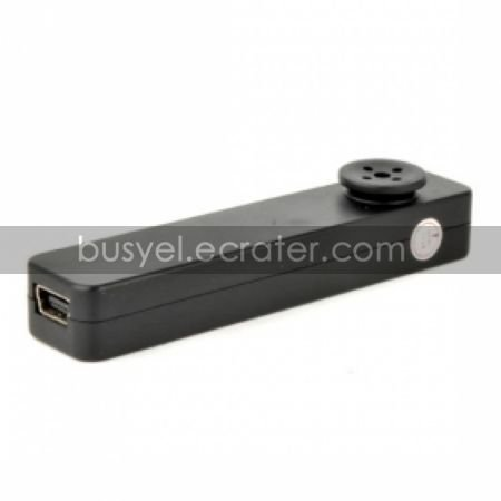 4 GB Mini Spy Button Camera (Hidden Camera)