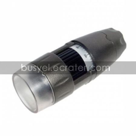 10X - 300X USB Digital Microscope + LED Light (TRA-242)