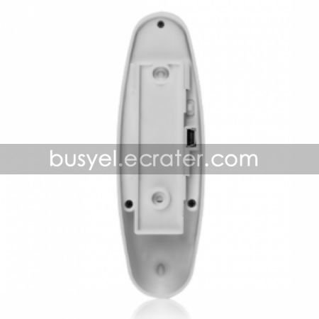 Clothes Hook Spy Camera with Motion Activation