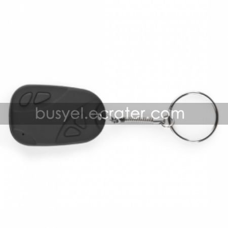 DVR Key Chain with Hidden Spy Camera (720p, 30FPS)