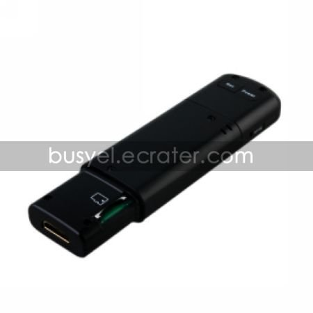 CMOS Spy Camera Digital Video Camera with HDMI out Supporting SDTF Card up to 32GB (YPY-424)