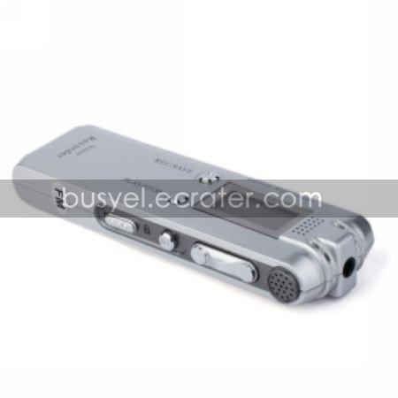 Mini Digital Voice Recorder MP3 Player Voice Activated Recording Telephone Recorder,FM Radio
