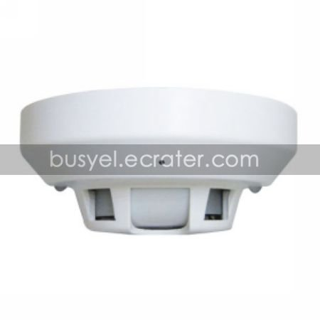 Smoke Detector Style Spy DVR with Hidden Camera